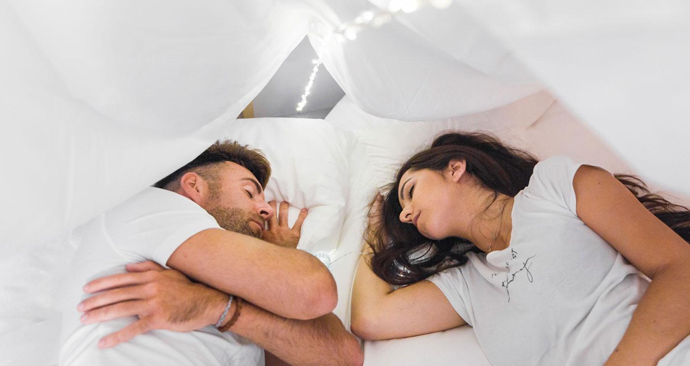 Aká by mala byť Vaša posteľ, aby sa vnej dobre spalo?